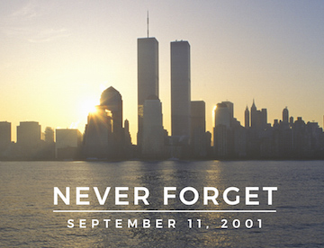 Image result for september 11 never forget