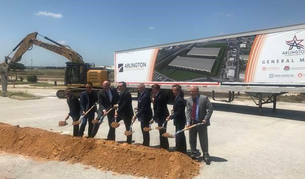 Sen Cruz Visits Site Of New General Motors Supplier Park In